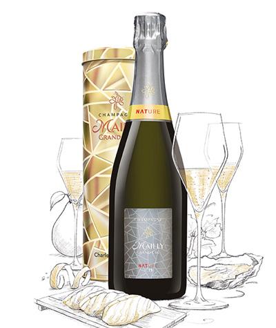 Cuvée Nature Champagne Mailly Grand Cru