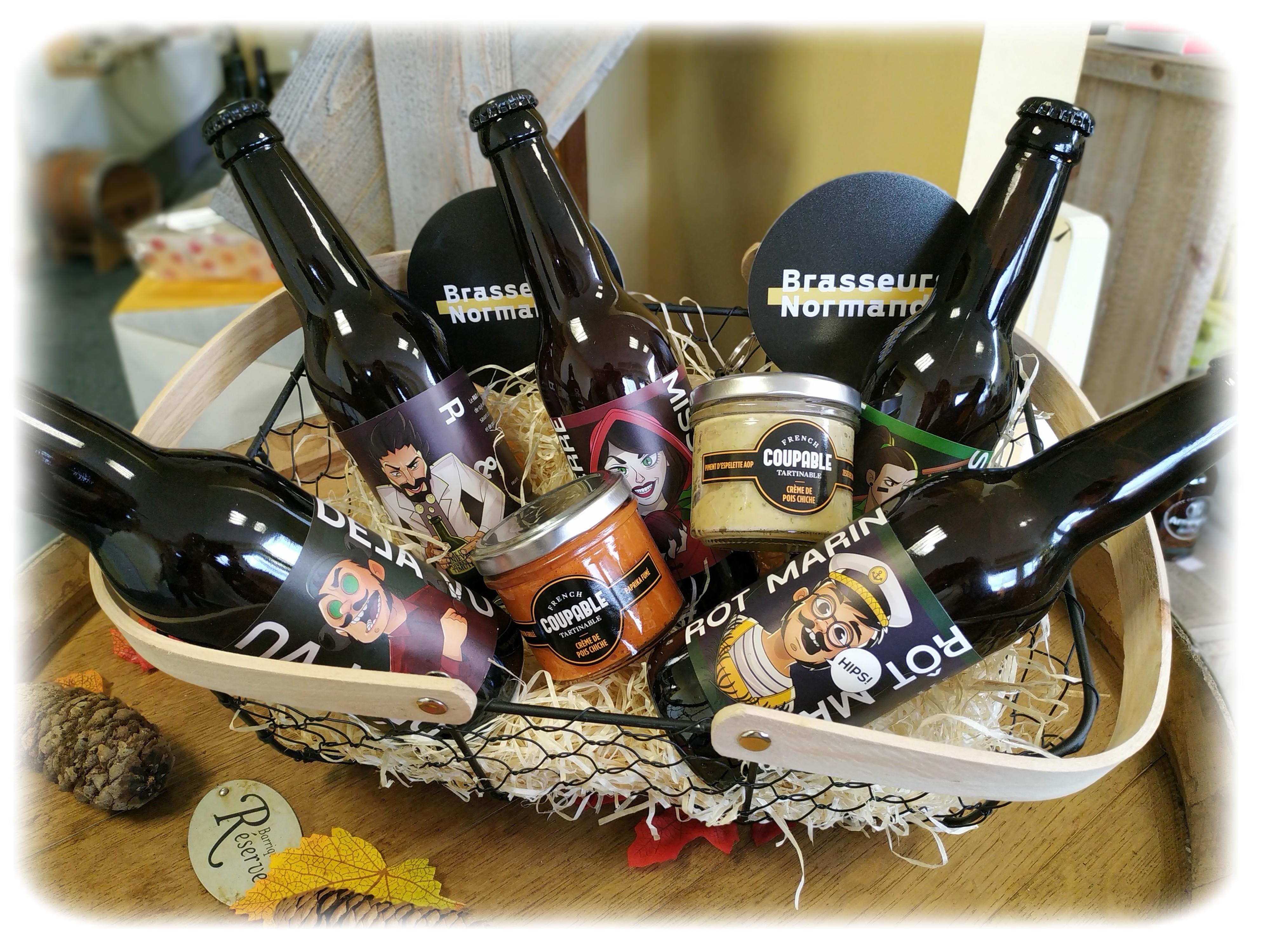 Les Bières Normandes